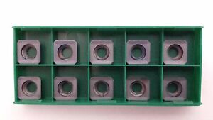New World Products Seht 43 Aftn Mc6k C2 Pvd Coat Carbide Inserts 10pcs Seht 43af