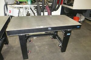 2015 Technical Manufacturing Corp Series 78 Clean Top Optical Table
