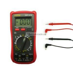 Senit Voltmeter Ohmmeter Ammeter Multimeter Ohm Dc Ac Voltage Current Tester