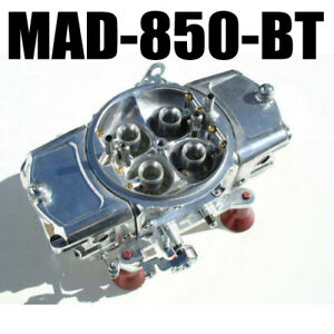 850 Cfm Mighty Demon Annular Blow Thru Turbo Carb Mad 850 bt Free Usa