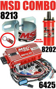 Msd Ignition In Stock | Replacement Auto Auto Parts Ready To