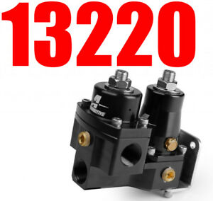 Aeromotive 13220 Efi To Carb Dual Stage Fuel Pressure Regulator