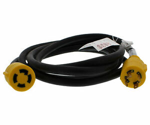 Abn 30 Amp Rv Power Cord Generator Transfer Switch Camper Extension Cable