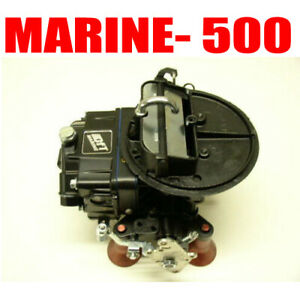 Quick Fuel M 500 2300 500 Cfm Gas Electric Choke Marine With J tubes