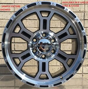 4 New 20 Wheels Rims For Nissan Armada Frontier Titan Pathfinder Xterra 616