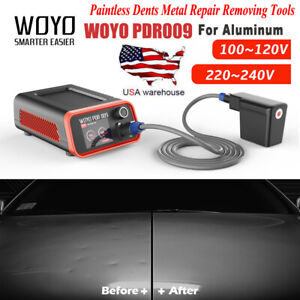 New Pdr007 Hotbox Induction Heater Car Removal Paintless Dent Sheet Repair Tool
