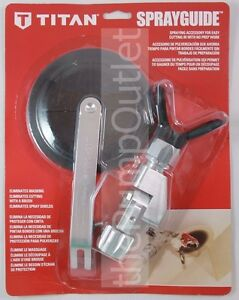 Titan Spray Guide 0538900 For Titan Airless Spray Guns