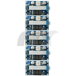 5pcs Dc 100w Ltc1871 3 35v Boost Step Up Power Voltage Regulated led Voltmeter