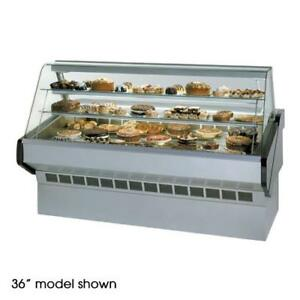 Federal Sq 6b Market Series 72 Non refrigerated Bakery Case