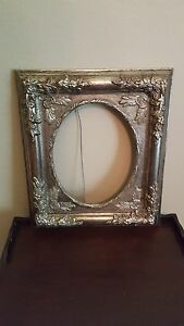 Ornate Oval Beautiful Decorative Victorian Picture Portrait Frame 8x10