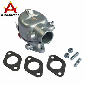Heavy Duty Marvel Schebler Carburetor Fit For Ford Tractor 2n 8n 9n 8n9510c hd