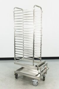 Blodgett Tc 20 20 Pan Combi oven steamer Transport Cart