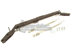 Innovative Mounts Competition Traction Bar Kit 88 91 Honda Civic Crx Ef 59112