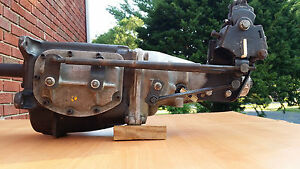 Linkage Rods Lever Arms Borg Warner Bw T10 4 Speed Hurst Super Shifter Ramrod