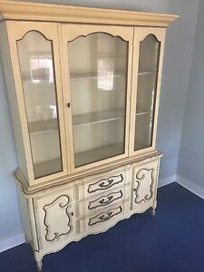 Elegant Antique Kitchen Cupboard Kitchen Hutch Either Late 1800s Or Early 1900s