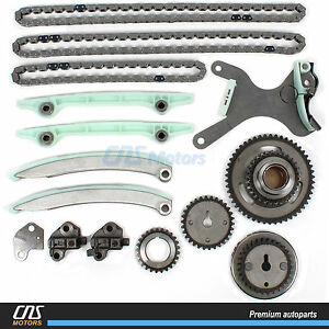Timing Chain Kit W Gears For 1999 2004 Dodge Jeep 4 7l jtec