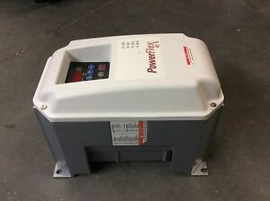 Refurbished Allen Bradley Powerflex 40 Cat 22b b2p3c104 5hp