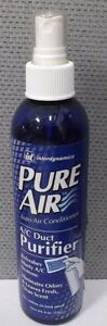Interdynamics Apr8 Pure Air Cleaner Deodorizer For Automotive A C Ducts 8oz