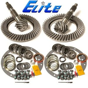 Jeep Tj Dana 44 30 4 11 Thick Ring And Pinion Install Elite Gear Pkg