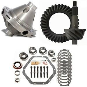 1973 1988 Chevy 14 Bolt Gm 10 5 3 73 Usa Ring And Pinion Posi Gear Pkg