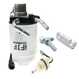 New Fuel Filter Housing With Pump Duramax 6 6l 2004 2013 Chevrolet Express 2500