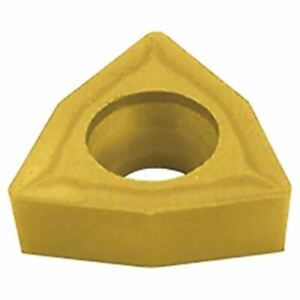 Everede Wcgt 015 cs6 Indexable Carbide Trigon Insert For Boring Bars pack Of 5