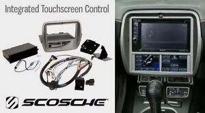 Scosche Itcgm01b 2010 Up Chevrolet Camaro Aftermarket Radio Install Dash Kit