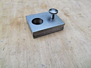 Vtg Starrett No 447 Height Gage Attachment