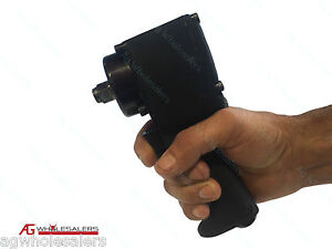 3 8 Drive Mini Air Impact Wrench 580ft lb Ultra Compact Rattle Gun 18 Mth Wty