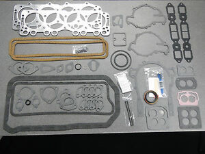 Buick Nailhead 264 322 Engine Gasket Set Complete Best 53 54 55 56