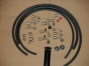 Automotive Universal Ac Hose Kit Make Your Own Custom Ac Hoses Per Application