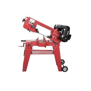 3 Speed 1 Hp 4 In X 6 In Horizontal Vertical Metal Cutting Band Saw New