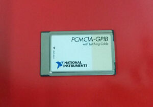 National Instruments Pcmcia gpib Interface Card