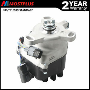 New Ignition Distributor For 92 95 Acura Integra 1 8l Non vtec Only Td46 Td 55u