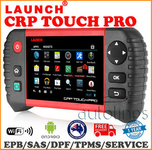 Launch Crp Touch Pro Obd2 Fault Code Reader Reset Diagnostic Scan Tool Fits Ford