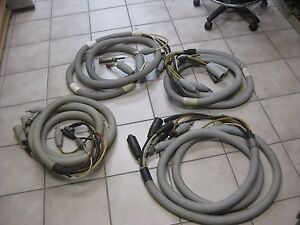 Lot Of 4 Ami Arc Machines Inc 15 Foot Extension Cables 13090805 01 For M9 m107