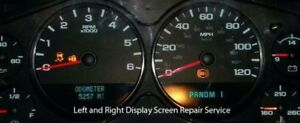 Repair Service 2007 2014 Gm Gmc Chevy Speedometer Gauge Cluster Display