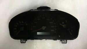 2006 2007 Honda Accord Lx Ex Speedometer Gauge Cluster Coupe 3 0l V6 At Auto