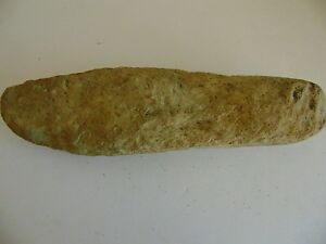 Antique Indian Artifact Native American Stone Axe Head 1 Of 24