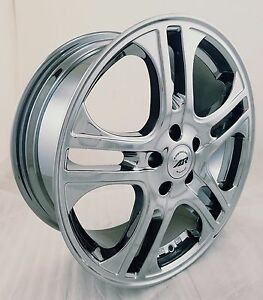 American Racing Wheels 18 Inch 5x114 45 Offset 72 6 Hub Pvd Finish Set Of 4