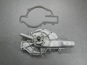 1962 1963 1964 1965 1966 400 401 425 Buick Nailhead Water Pump With Gasket New