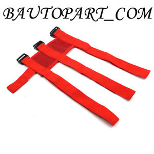 For Jeep Wrangler Roll Bar Fire Extinguisher Holder Safety Accessory Kit Brand