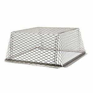 Stainless Steel Roof Vent Guard 25 X 25