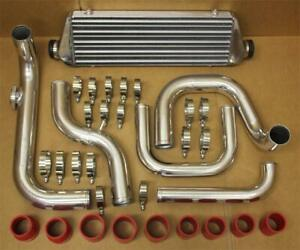 Honda Civic 92 95 Eg Ej D15 D16 Si Aluminum Blot On Turbo Intercooler Piping Kit