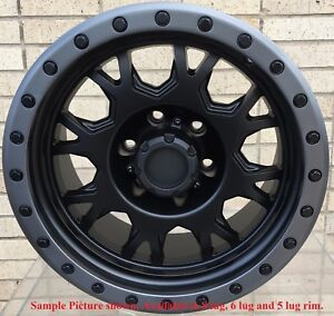 4 New 18 Wheels Rims For Chevrolet Silverado 1500 K 1500 C 2500 K 2500 664