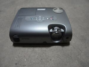 Epson Lcd 62c Projector Emp 62 Projector 897 Lamp Hours W Vga