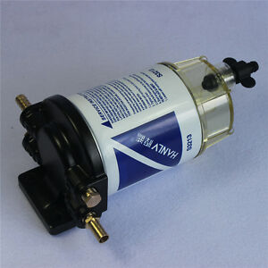 3 8 Npt Fuel Filter Water Separator System S3213 For Marine Outboard Motor