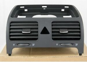 Front Dashboard Center Air A C Vent Outlet For Vw Jetta Golf Gti 5 Mk5 Rabbit