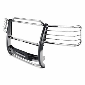 For Chevy Silverado 2500 Hd 15 18 Sportsman Polished Winch Mount Grille Guard