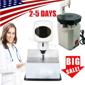 Usa Dental Lab Laser Pindex Drill Pin Grind Inner Model Arch Trimmer Machine